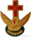 Patch 18 Degree, Rose Croix